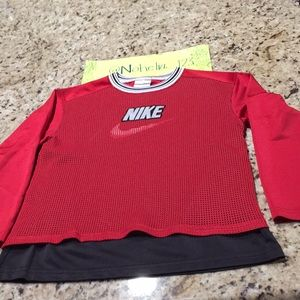 Boys Nike long sleeve
